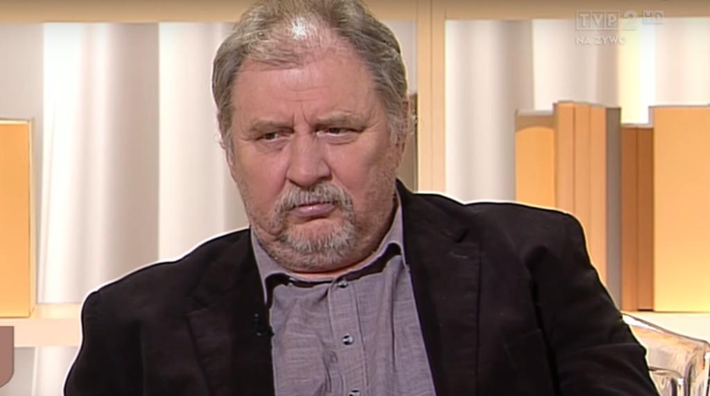 Andrzej Grabowski (Świat według Kiepskich) dostał w twarz podczas odcinka programu Taniec z Gwiazdami w stacji Polsat, Ewa Kasprzyk poczuła się obrażona.
