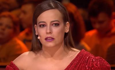 Anna Mucha, jurorka programu Dance, Dance, Dance jest w szoku, Krzysztof Jonkisz zszedł zapłakany ze sceny podczas występu solowego.