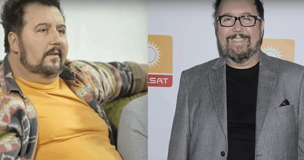 """Dariusz Gnatowski, znany jako Arnold Boczek z serialu """"Świat według Kiepskich"""" schudł, metamorfoza jest niesamowita, jaka dieta mu w tym pomogła?"""
