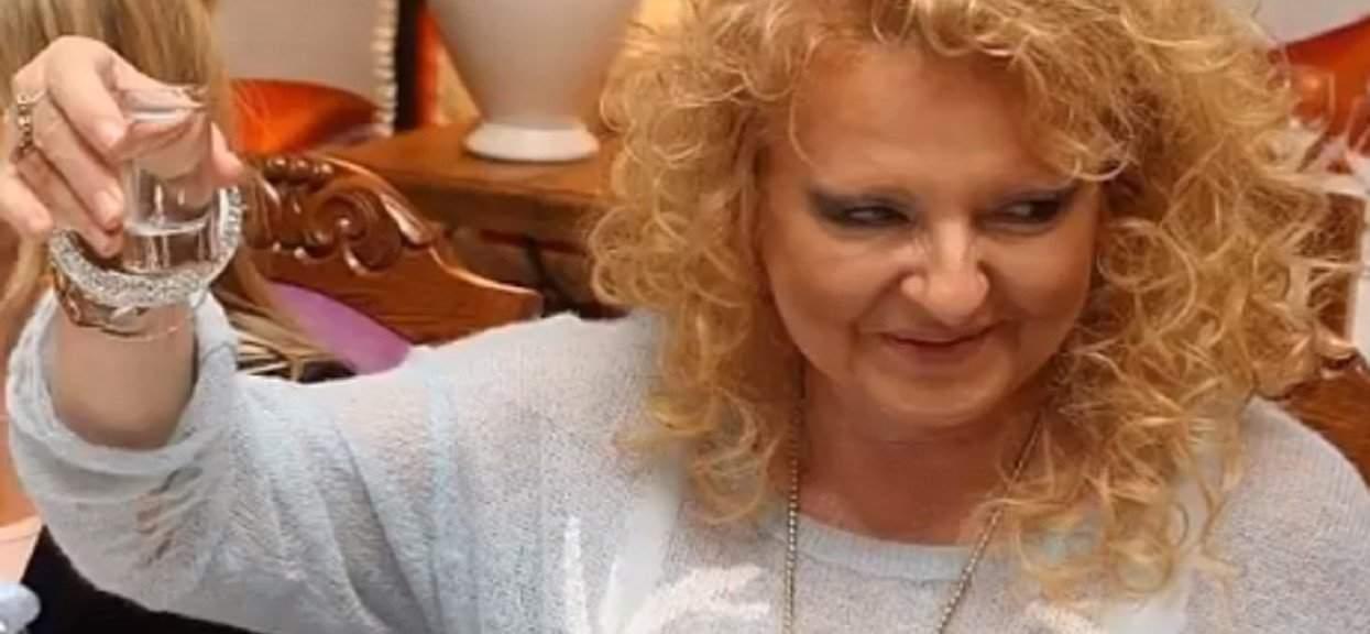 Po tym jak pojawiły się plotki, o tym że Magda Gessler z programu Kuchenne Rewolucje jest uzależniona, zdobyła się na wyznanie dotyczące alkoholu