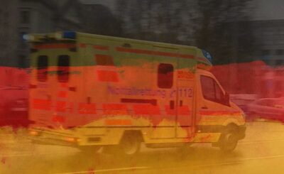 Rozprzestrzeniający się koronawirus wywołujący COVID-19 w Niemczech zmusił FAZ do podjęcia drastycznych kroków, wyciekł tajny dokument: umierających odsyłać