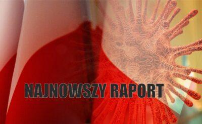 Koronawirus w Polsce: Ilość osób chorych i zmarłych na COVID-19 wciąż rośnie. Według prognoz MZ najbliższe dwa tygodnie będą decydujące