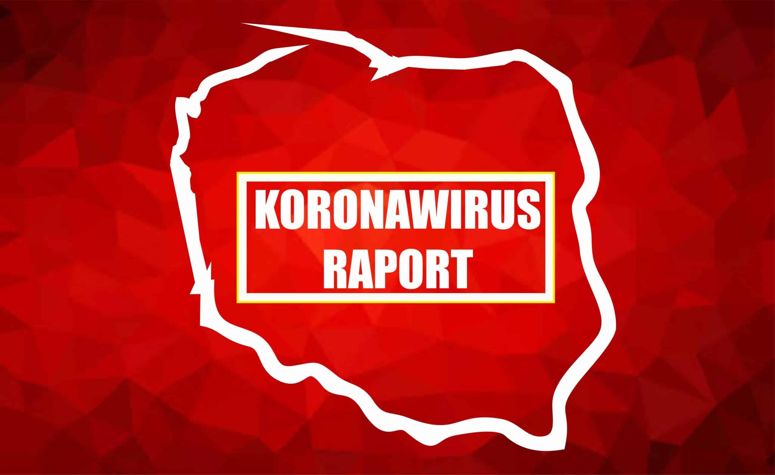 Koronawirus w Polsce: Ministerstwo Zdrowia potwierdziło kolejne przypadki, w poniedziałek nastąpiła rekordowa liczba zgonów na COVID-19, również coraz więcej zakażonych.