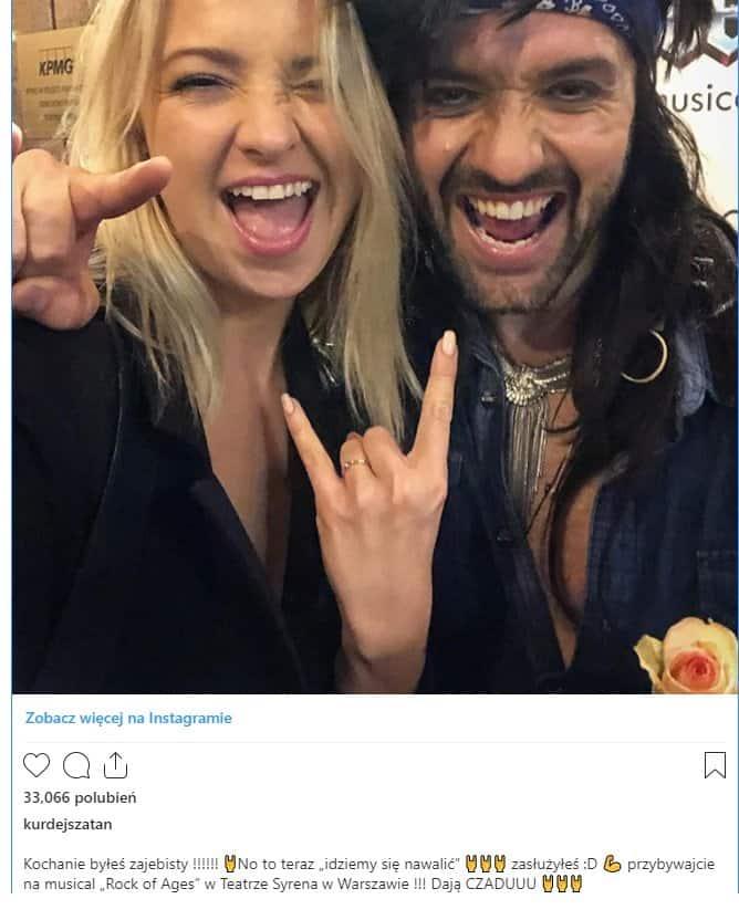 Fani zaczeli się martwić o Kurdej-Szatan i pytają czy jest uzależniona od alkoholu, wszystko przez zdjęcie jakie dodała na Instagram, czy to już problem?