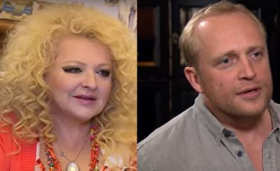 """Magda Gessler i Piotr Adamczyk mieli w przeszłości romans, do dziś prowadząca """"Kuchenne rewolucje"""" ma zakaz wstępu do restauracji aktora."""