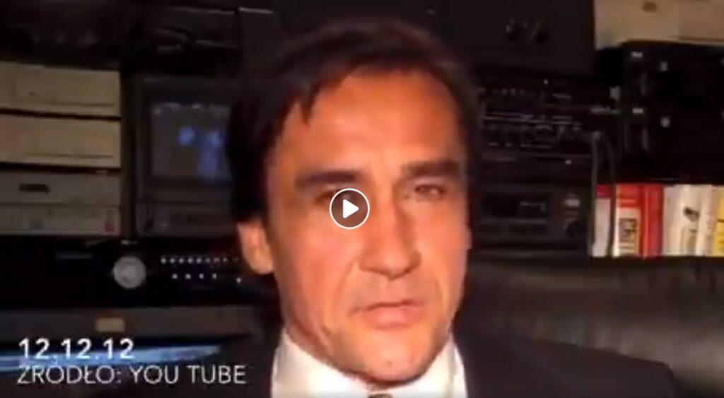 Przypomniano nagranie, na którym Mariusz Max Kolonko już w 2012 roku mówi prawdopodobnie o koronawirusie- Czy epidemia koronawirusa była zaplanowana?