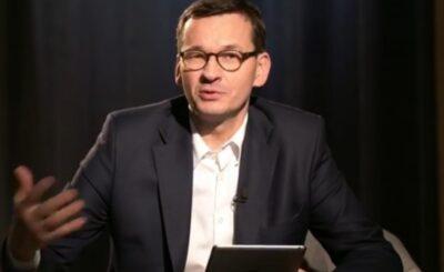 Koronawirus w Polsce: Mateusz Morawiecki potwierdza, że wkrótce zostanie wyłączony ruch wewnątrz kraju, zostaną zawieszone połączenia lotnicze