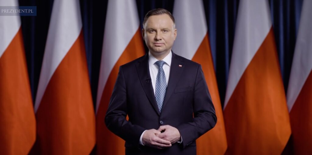 Nowe informacje, Koronawirus w Polsce: Orędzie prezydenta, Andrzeja Dudy obiegło media, potwierdził, że sytuacja jest poważna, epidemia w Polsce postępuje
