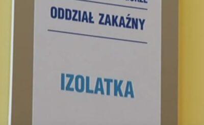 Koronawirus w Polsce, Wrocław: Pacjent z podejrzeniem koronawirusa skoczył z okna, trafił na OIOM. Doznał poważnych obrażeń