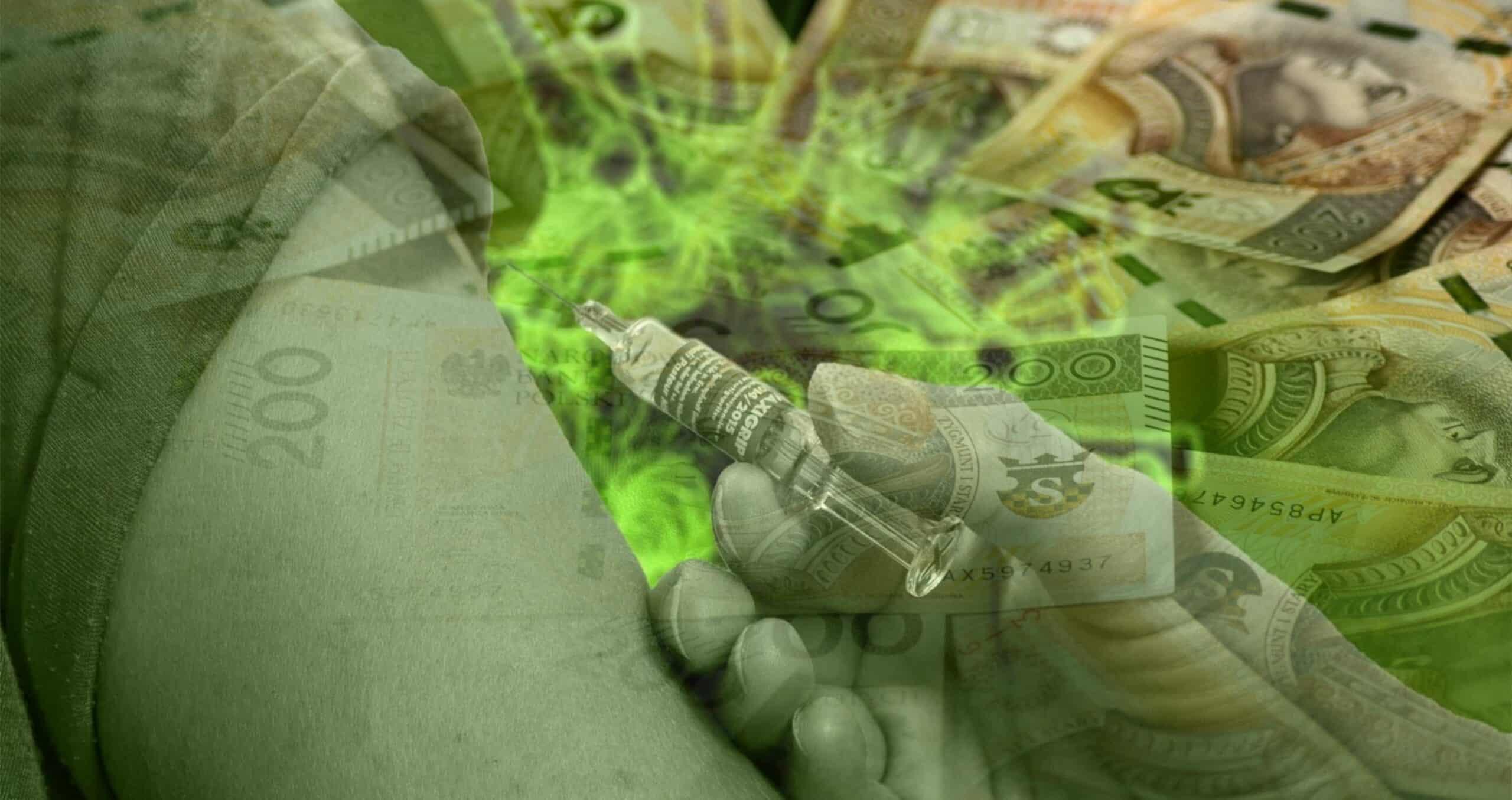 Epidemia koronawirusa: Brytyjczycy szukają ochotników, płacą pieniądze za zarażenie koronawirusem, chodzi o lek hVIVO, który trzeba przetestować na ludziach