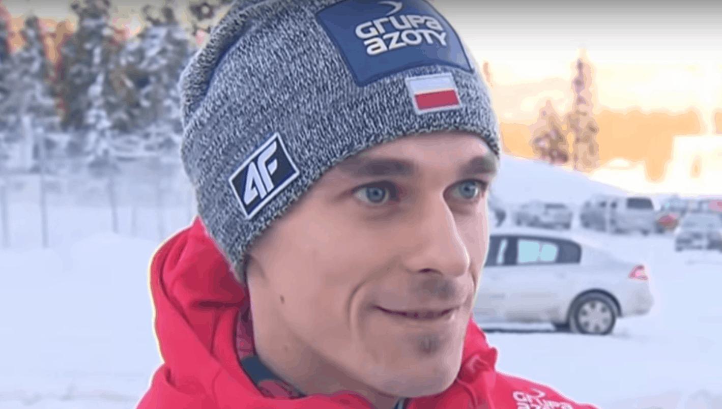 Puchar Świata w skokach narciarskich w Lahti: jeżeli śmieszne wypowiedzi i skoki narciarskie, to musi być Piotr Żyła, każdy wywiad to coś ciekawego.