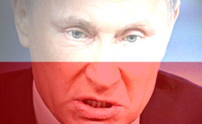 Putin ponownie uderza w Polskę, według Rosji likwidacja radzieckich pomników jest skandaliczna, będa ścigać za to Polaków, kara: grzywna lub obozy pracy