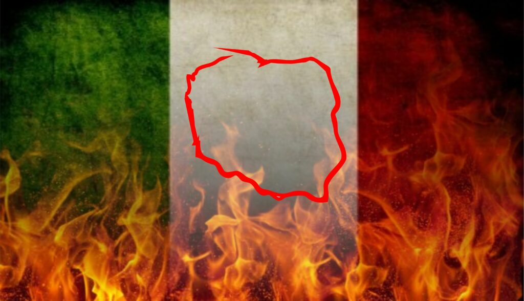 Koronawirus we Włoszech: Wstrząsająca relacja z Włoch żony reprezentanta Polski, Piotra Zielińskiego, zaczyna panować tam anarchia