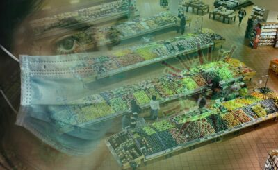 Koronawirus na Wyspach wymusił radykalne działanie mające na celu ograniczenie klientów, koniec z robieniem zapasów, w sklepach pojawią się limity