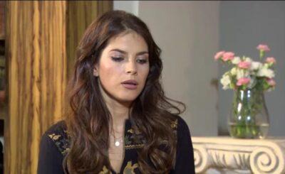 Weronika Rosati dała wstrząsający wywiad, okazało się że w jej związku była przemoc, aktorka była torturowana nawet w ciąży, teraz ofiara przerwała milczenie