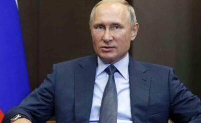 """Rosja: Władimir Putin zdaje się nie dostrzegać problemu w COVID-19, koronawirus w Rosji """"nie istnieje"""" Federacja Rosyjska planuje wybudować nowoczesny radar"""
