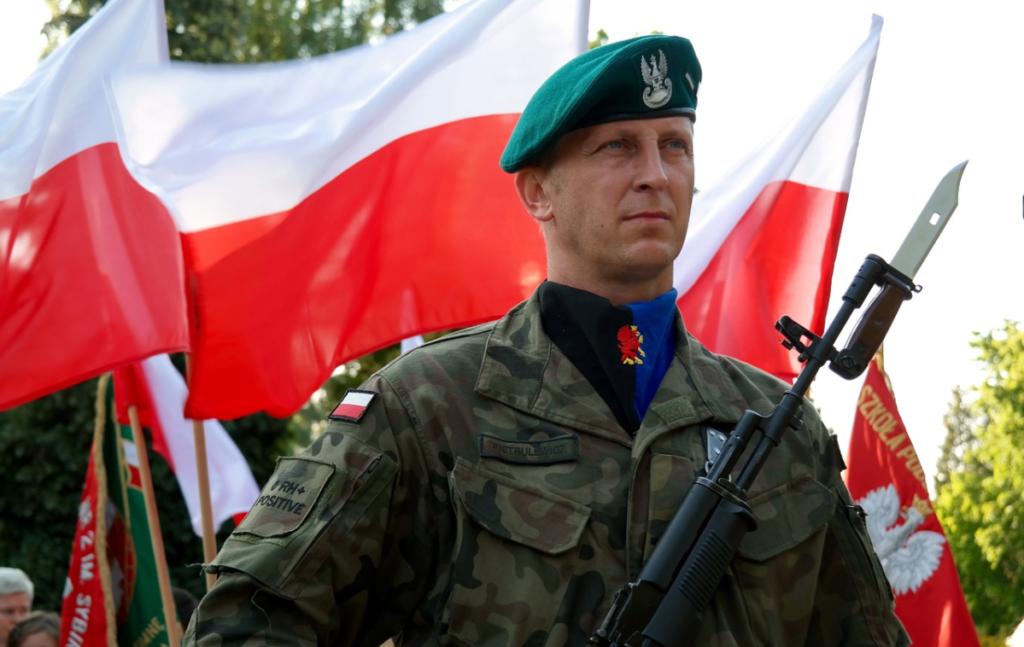 Koronawirus w Polsce: Wojsko na granicy z Polską, w walce z koronawirusem zaangażowane są Wojska Obrony Terytorialnej (WOT)