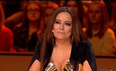 """Anna Mucha, jurorka programu """"Dance Dance Dance"""" w TVP ponownie wywołała skandal na portalu Instagram. Aktorka ponownie weszła w dyskusję z fanami."""