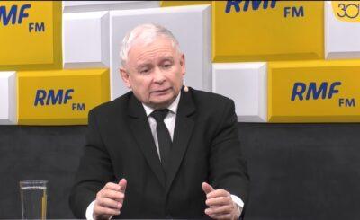 Wybory 2020: Jarosław Kaczyński w mocnych słowach wypowiedział się o Rafale Trzaskowskim i Radosławie Sikorskim, nie zostawił na nich suchej nitki