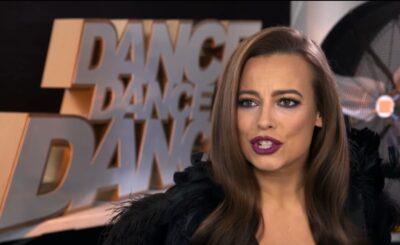 """Anna Mucha, gwiazda serialu """"M jak Miłość"""" oraz show """"Dance Dance Dance"""" w TVP wzięła udział w #pillowchallenge na portalu Instagram."""