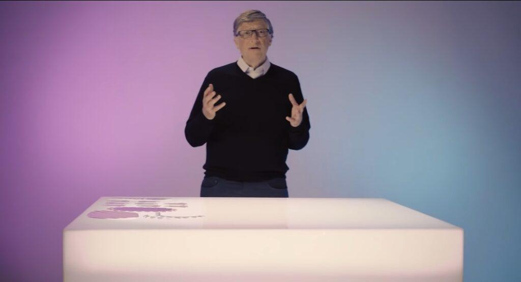 Epidemia COVID-19 (koronawirus) na świecie: Bill Gates w serii TED Talks na portalu Facebook zaproponował,  aby wprowadzić certyfikat odporności