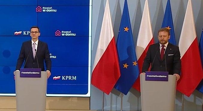 Od 19 kwietnia ma nastąpić odmrożenie polskiej gospodarki - tak powiedział w porannej rozmowie w radiu RMF FM Łukasz Szumowski,  minister zdrowia.