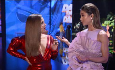 """Anna Mucha i Ida Nowakowska - jurorki """"Dance Dance Dance"""" w TVP mają ze sobą konflikt? Na ten temat wypowiedział się prezenter TVP - Tomasz Kammel."""