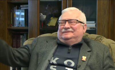 """Czy Lech Wałęsa to TW """"BOLEK"""" - tak od dawna twierdzi i podkreśla Sławomir Cenckiewicz, który bardzo często wypowiada się na temat byłego prezydenta"""