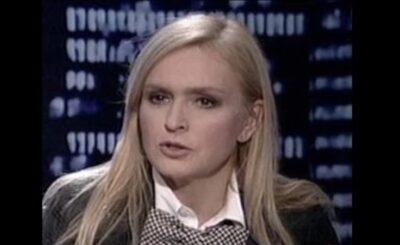 Monika olejnik, gwiazda TVN pokazała na swoim profilu na Instagram list/ zaproszenie od Marii Kaczyńskiej, od razu wplotła wspomnienie w ktorym był Rydzyk.