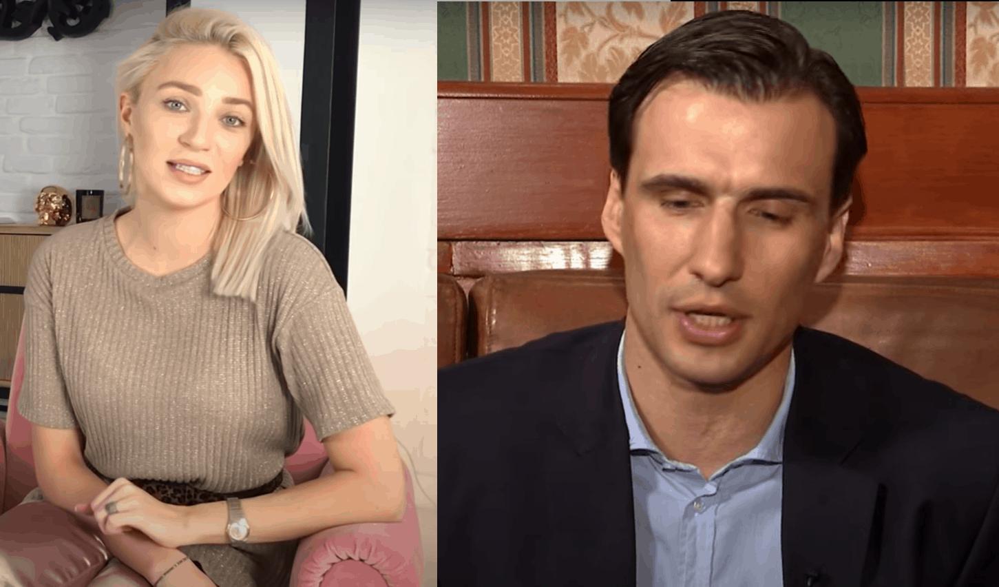 Wywiad: Martyna Gliwińska i Bieniuk tworzyli związek, nagle on zostawił kobietę w ciąży, rozstanie stało się faktem mimo, że na świat przyszło dziecko