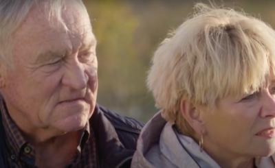Iwona i Gerard z programu Sanatorium Miłości (prowadzącą jest Marta Manowska) pogłębiają swój związek już po zakończeniu programu.