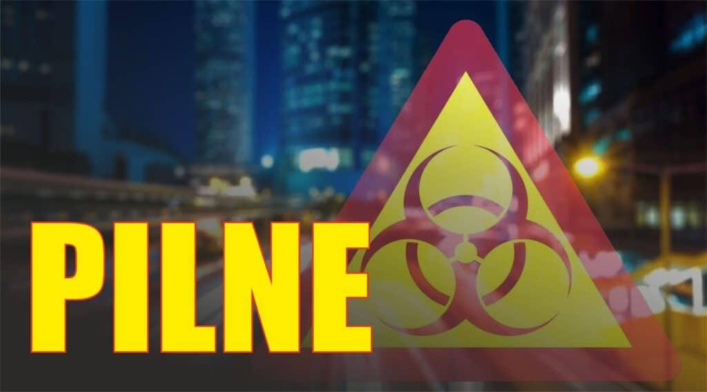 Pandemia COVID-19 na Ukrainie: Ukraina - w jedynym z hoteli pracowniczych pod Kijowem wykryto olbrzymie siedlisko koronawirusa.