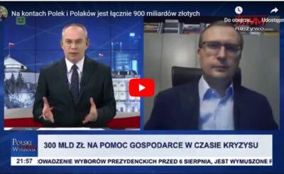 Epidemia koronawirusa w Polsce: Rząd chce przejąć prywatne pieniądze Polaków? Paweł Borys udzielił wywiadu, który może szokować