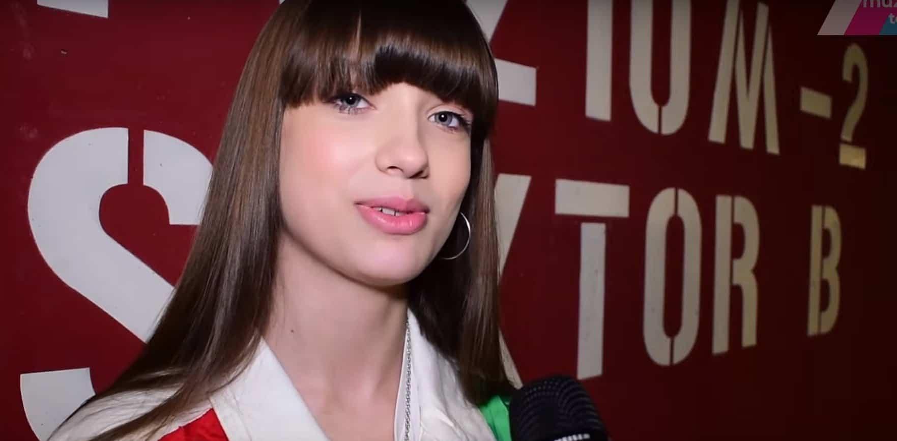 Viki Gabor z The Voice Kids może czuś się zagrożona, córka Wiśniewskiego Vivi (Vivienne Wiśniewska) zaczyna swoją muzyczna karierę