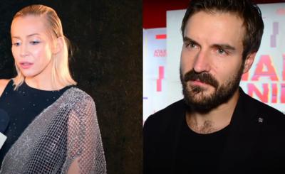 Katarzyna Warnke i Piotr Stramowski tworzą udany związek, zagrali w filmie Pit Bull, są w ogniu krytyki za zdjęcia tego co robią gdy szaleje koronawirus