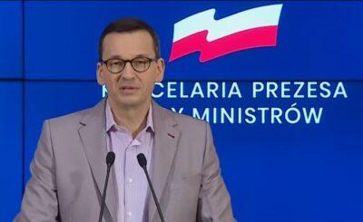 Rząd PiS i Mateusz Morawiecki poda się do dymisji? Takie plotki w ostatnich dniach można usłyszeć w mediach oraz sejmowych kuluarach.