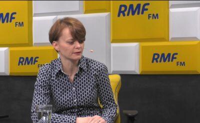 Jadliga Emilewicz wypowiedziała się o Śląsku, koronawirus sprawia że rośnie ilość zakażeń, czy w związku z możliwa jest izolacja lub zamknięcie Śląska?