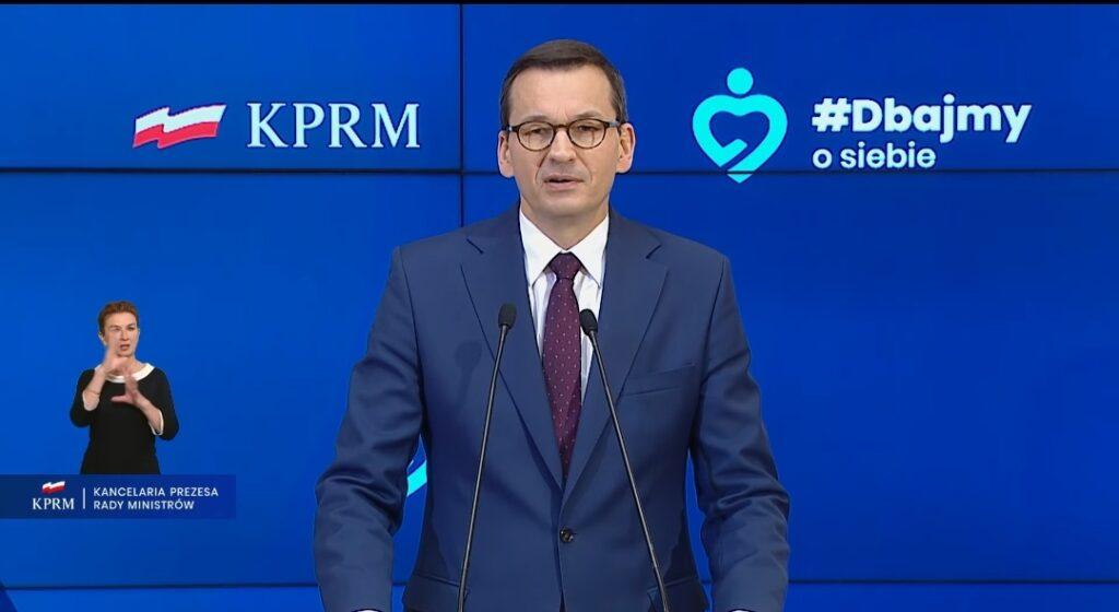 Koronawirus, Polska, odmrażanie gospodarki: Mateusz Morawiecki potwierdza, III etap odmrażania gospodarki został przyjęty. Zobacz co się z tym wiąże