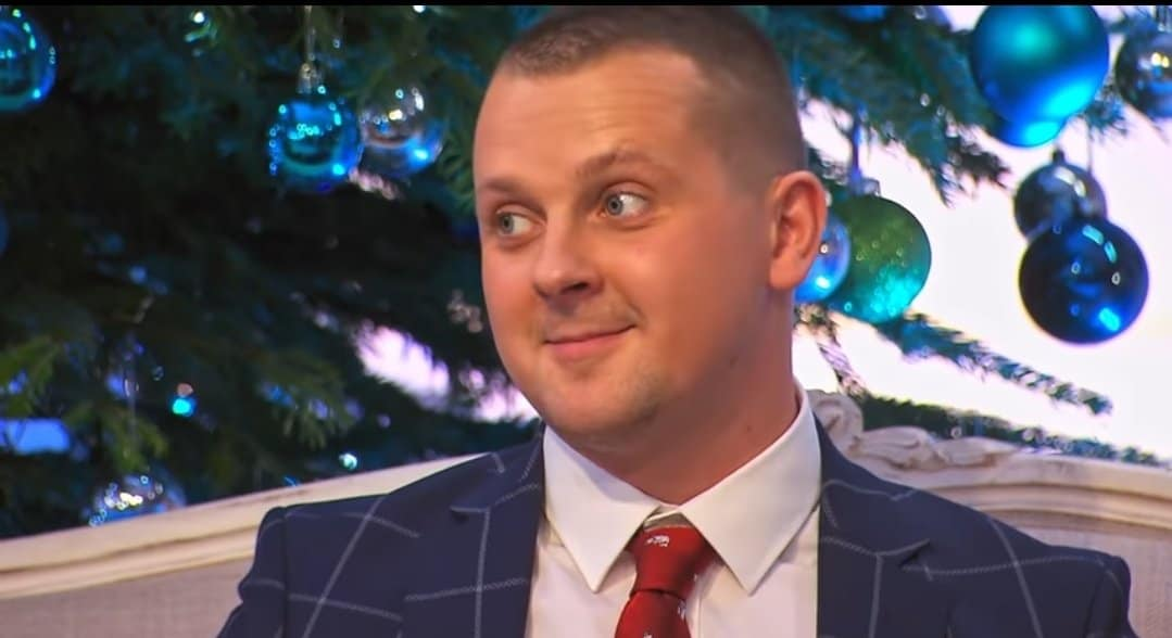 """Serweryn Nowak z """"Rolnik szuka żony"""" to gwiazdor poprzedniej edycji show, gdzie jego kandydatkami na żony były Marlena, Joanna i Diana."""
