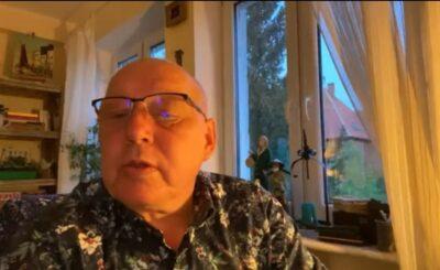 Epidemia COVID-19 (koronawirus) 2020: Krzysztof Jackowski to znany jasnowidz z Człuchowa, który w ostatnim czasie bardzo często wypowiada się na temat COVID