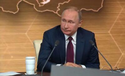 Rosja grozi Polsce, Władimir Putin zapowiada odwet ekonomiczny po tym jak w Strategii Bezpieczeństwa Narodowego RP określono Rosję mianem zagrożenia