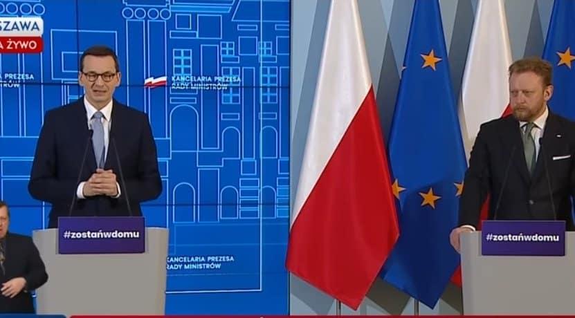 Rząd własnie zniósł dośc uciążliwy dla sporej części Polaków zakaz, szef MSWiA własnie to potwierdził, zakaz dotyczy zamknięcia granic