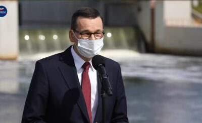 Wybory prezydenckie 2020: Mateusz Morawiecki odniósł się do decyzji PO w sprawie zmiany kandydata na stanowisko prezydenta Polski, czy Rafał Trzaskowski
