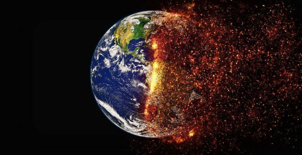 Globalne ocieplenie: badania ujawniły że czeka nas potężny kataklizm, będzie bardzo gorąco a warunki będą przypominały te na Saharze, to kryzys klimatyczny.
