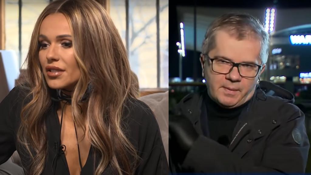 """Doda została poproszona o komentarz do dokumentu o pedofilii Latkowskiego """"Nic się nie stało"""", film jaki zrealizował Sylwester Latkowski wywołał burzę"""