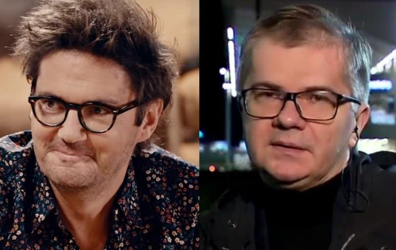 Sylwester Latkowski (autor Nic się nie stało) i Kuba Wojewódzki (TVN) kłócą się , a powodem są wydarzenia w Zatoce Sztuki na Pomorzu.