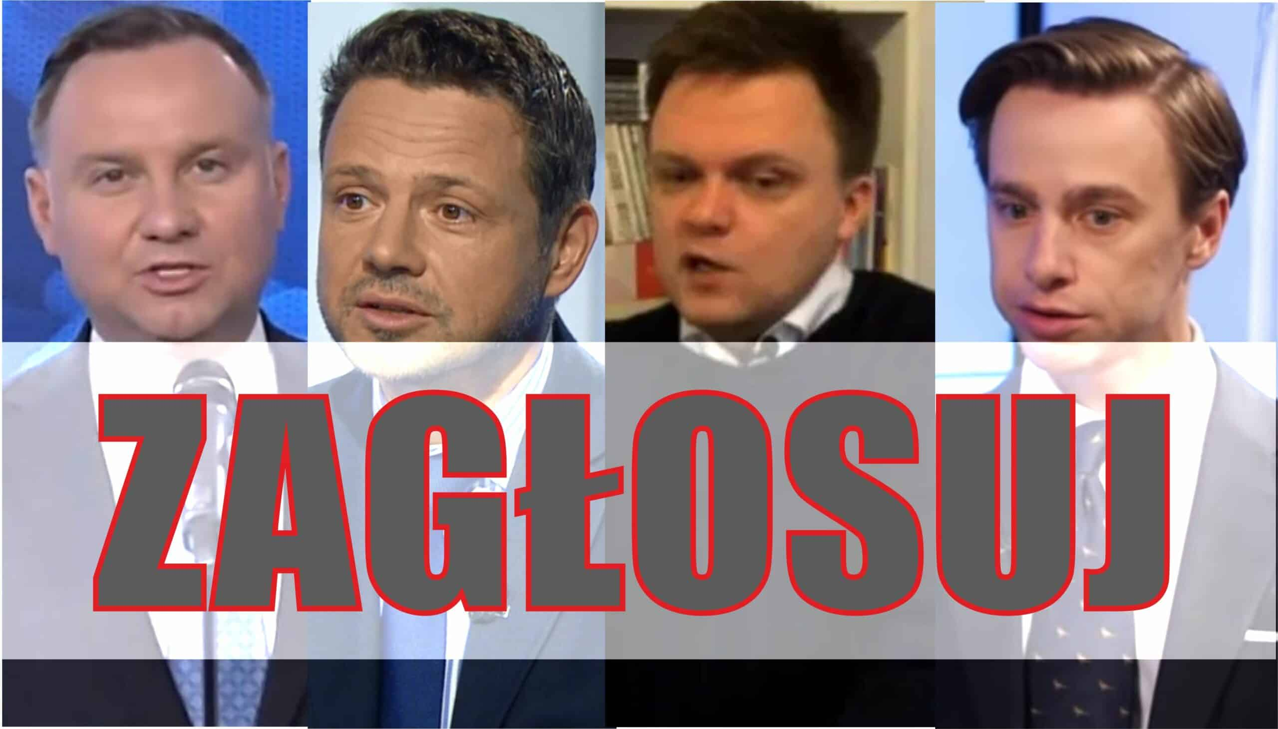 Sonda: Na kogo byś zagłosował gdyby wybory prezydenckie odbyły się dziś? Sondaże wyborcze pokazują, że Andrzej Duda jest faworytem, jaka jest prawda?