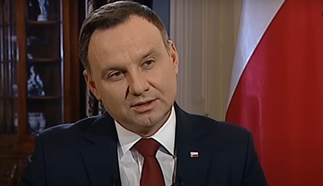 Wybory Prezydenckie 2020: Wiec wyborczy w Lublinie zakończył się zaskakującym wyznaniem, Andrzej Duda stwierdził, że jest gejem.