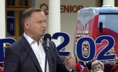 Wybory prezydenckie 2020: Andrzej Duda bardzo wypowiedział się na temat opozycji , którą od lat reprezentuje Platforma Obywatelska oraz Koalicja Obywatelska