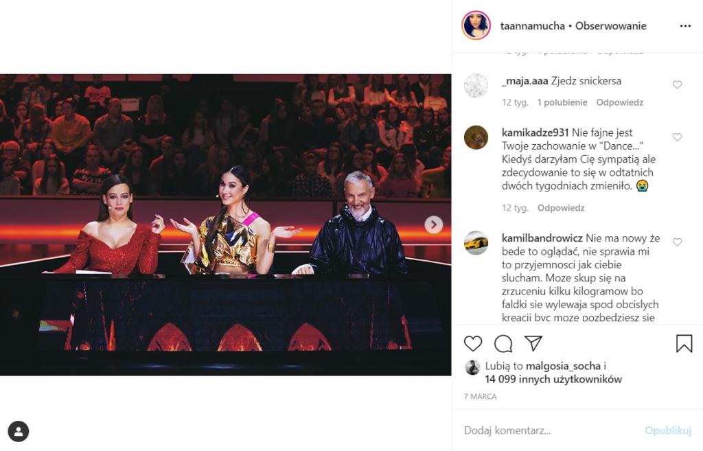 Wpadka może zdarzyć się każdemu, Ania Mucha (M jak Miłość), Magda Mołek, Gosia Kożuchowska, czy uczestnicy Taniec z Gwiazdami także ich nie uniknęli.
